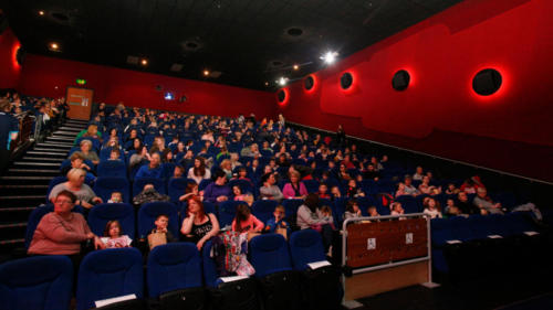Cinema Experience in Association with Odeon Huddersfield 10.04.18
