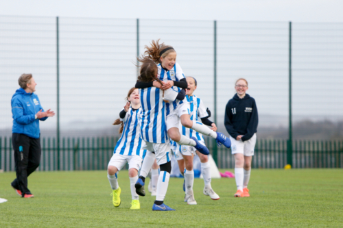 EFL Girls Cup Area Finals