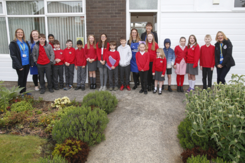 Bywell Junior School Breakfast Club Launch 07.05.19
