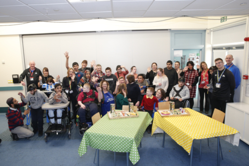Fairfield School Breakfast Club Launch 11.02.19