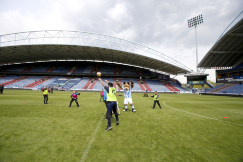 The Huddersfield Town Foundation Great Get Together 07.05.19