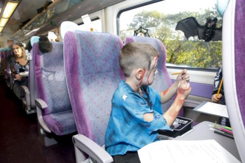 Spooky Train iq-0020