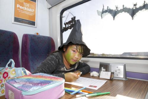 Spooky Train iq-0045