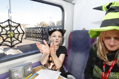 Spooky Train iq-0062