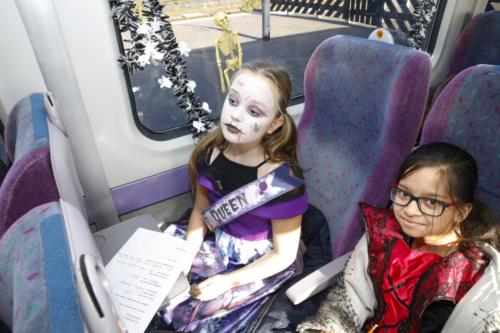 Spooky Train iq-0066