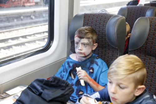 Spooky Train iq-0600