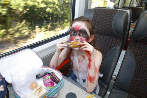 Spooky Train iq-0636
