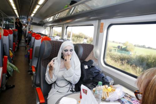 Spooky Train iq-0640