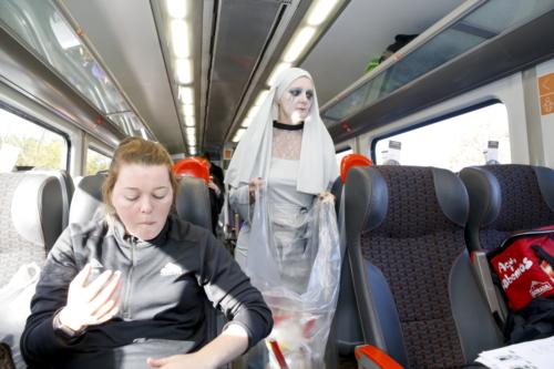 Spooky Train iq-0643