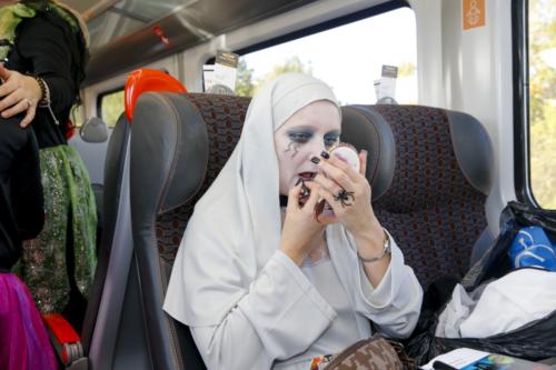 Spooky Train iq-0646