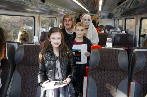 Spooky Train iq-0665