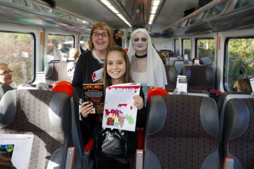 Spooky Train iq-0668