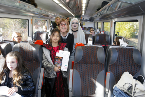 Spooky Train iq-0671