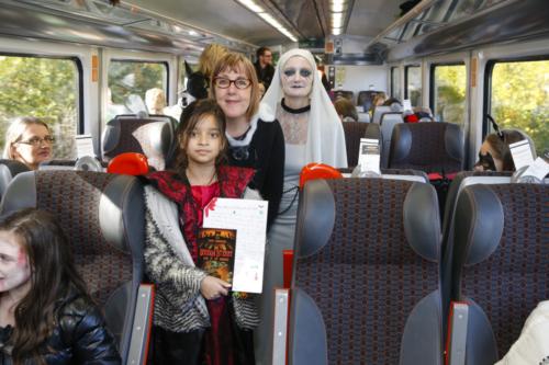 Spooky Train iq-0674
