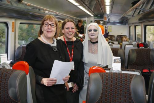 Spooky Train iq-0677