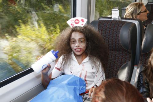 Spooky Train iq-0678
