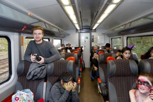 Spooky Train iq-0686