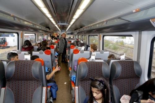 Spooky Train iq-0694