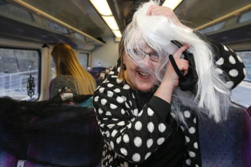 Spooky Train iq-9692