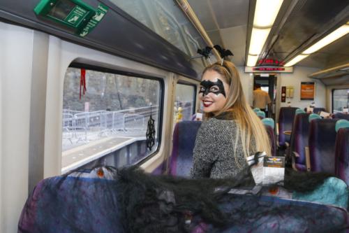 Spooky Train iq-9695