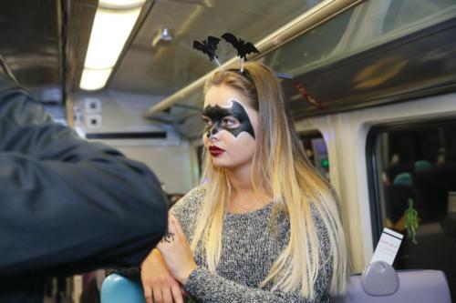 Spooky Train iq-9749