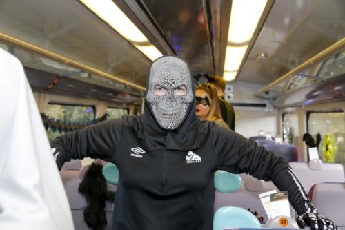 Spooky Train iq-9776