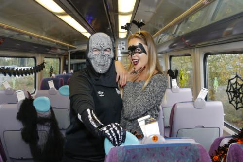 Spooky Train iq-9781