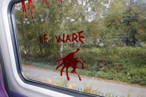 Spooky Train iq-9789