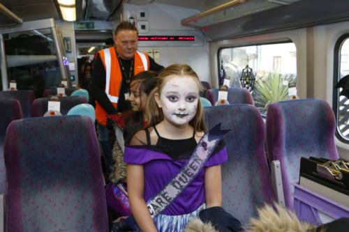 Spooky Train iq-9801