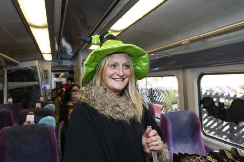 Spooky Train iq-9827