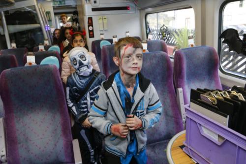 Spooky Train iq-9835