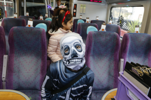 Spooky Train iq-9838