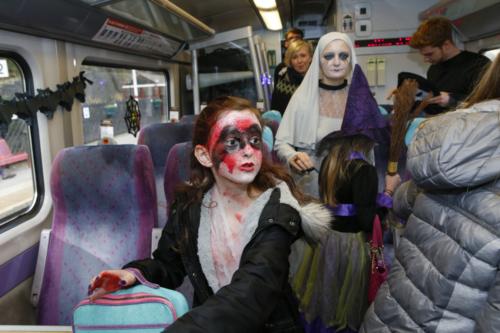 Spooky Train iq-9846
