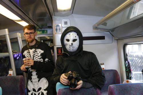 Spooky Train iq-9849
