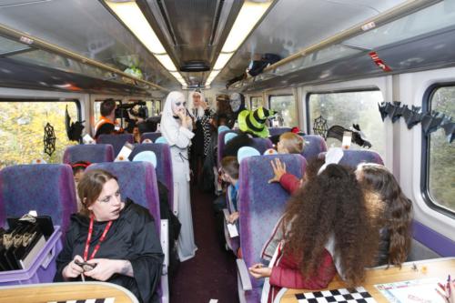 Spooky Train iq-9856