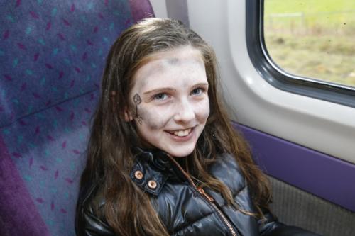 Spooky Train iq-9869