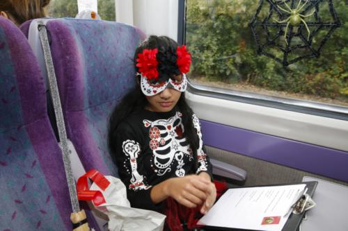 Spooky Train iq-9883