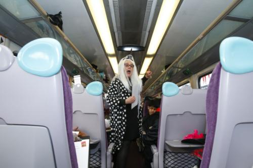 Spooky Train iq-9910