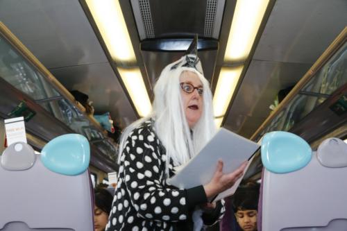 Spooky Train iq-9911